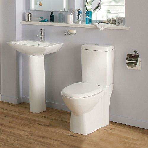 Sorea Modern Toilet & Basin Set