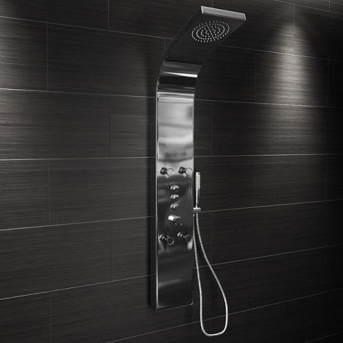 Synergy Eiffel Wall Mounted Tower Shower