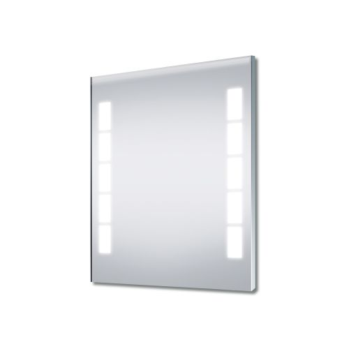 Santarini Illuminated Bathroom Mirror with Shaver Socket IF-8