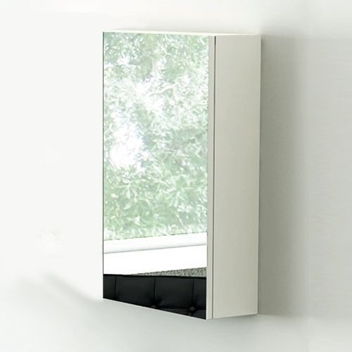 Synergy Nordic 500mm Mirror Cabinet