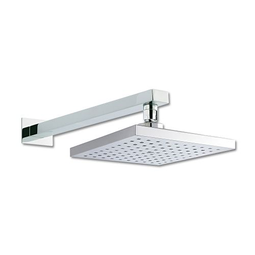 Square Shower Head And Arm by Voda Design