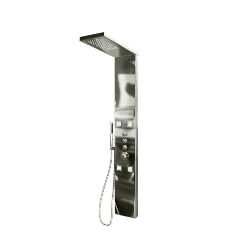 Thermostatic Wall Mounted Shower Panel - Oasis by Voda Design