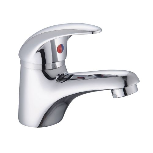 Rio D type Low Pressure Mono Basin Mixer Inc Pop Up  waste