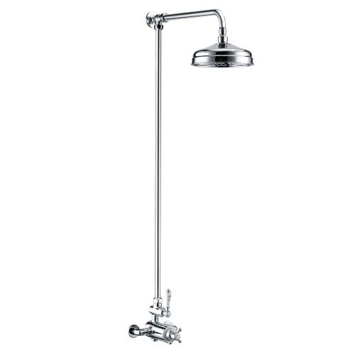 Mackenzie Traditional Exposed Thermostatic Shower Set  - By Voda Design