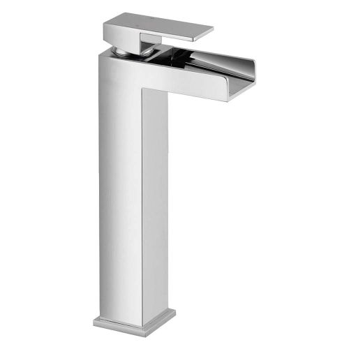 Eden Tall Mono Basin Mixer - By Voda Design