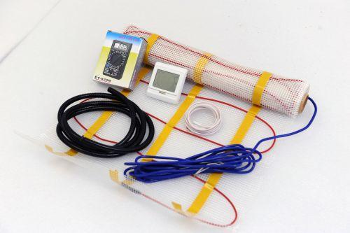 Under Floor Heating Kit - By Voda Design