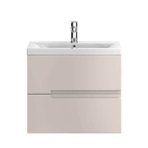 Hudson Reed Urban Cashmere 600mm Wall Hung Vanity Unit With Basin 2 - URB716