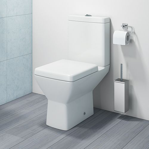 Synergy Valencia Close Coupled WC Toilet Unit