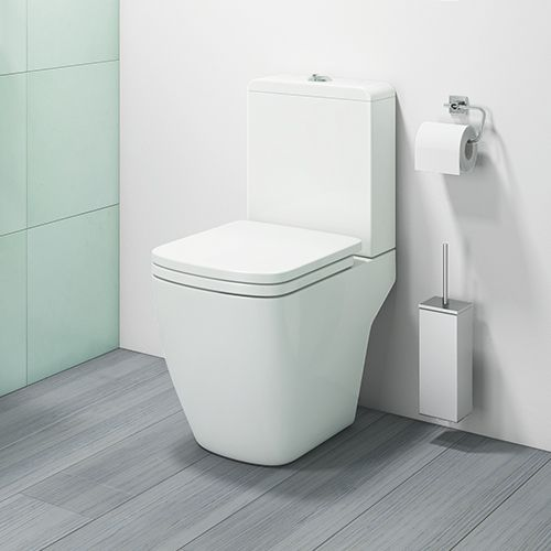 Close Coupled Fully Back To Wall Pan, Cistern & Seat - R10 By Voda Design