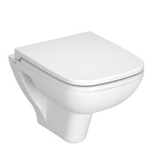 VitrA S20 Short Projection Wall Hung Pan 48cm with Standard Seat
