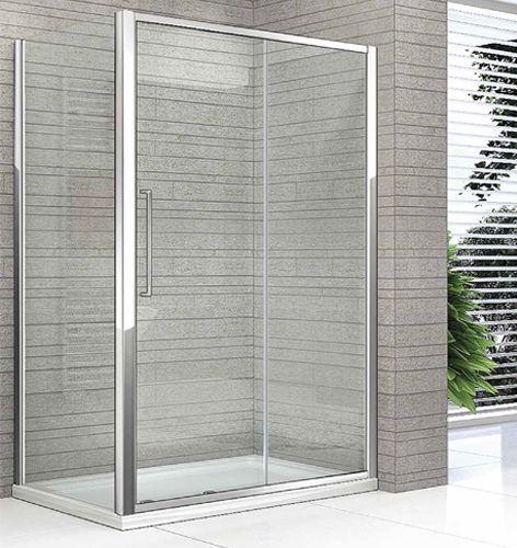 Synergy Vodas 8mm Framed Sliding Shower Door
