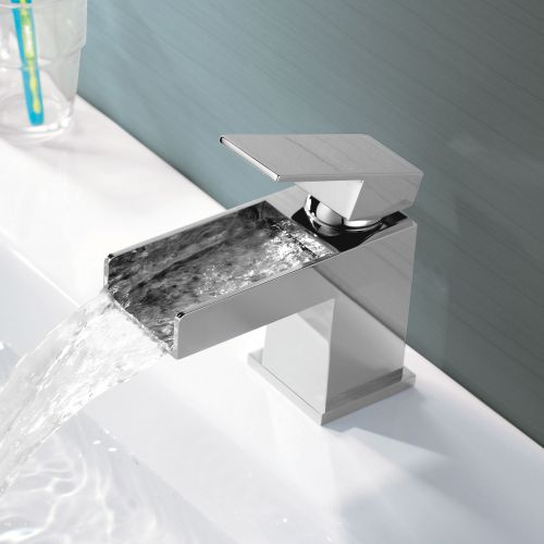 Eden Mini Mono Basin Mixer - By Voda Design