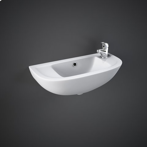 RAK Ceramics Compact Slim Line Wall Hung Basin