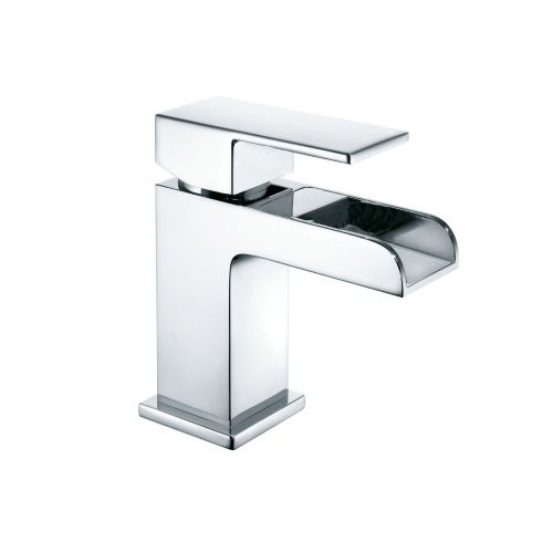 ZB05 Waterfall tap and Slotted Click Waste