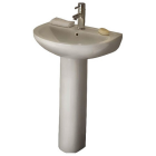 Primo Basin with Pedestal