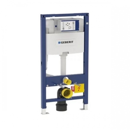 Geberit Duofix 1120mm Wall Hung WC Toilet Frame with 120mm Omega Cistern 111.061.00.1