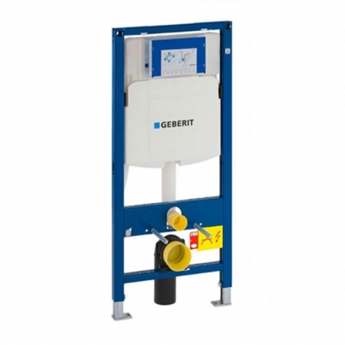 Geberit Duofix 1120mm WC Frame with Sigma UP320 12cm Cistern 111.383.00.5