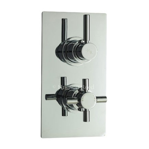 Hudson Reed Tec Pura Concealed Thermostatic Shower Valve