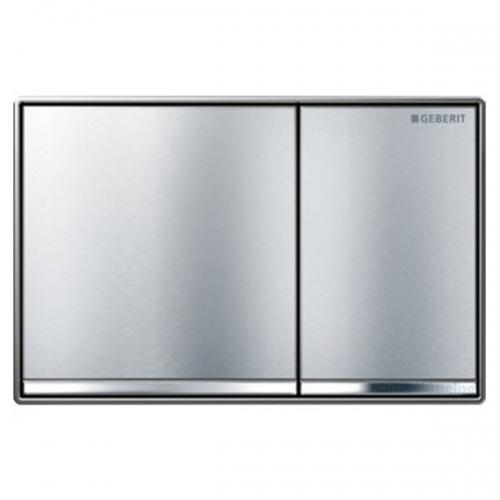 Geberit Omega60 Dual Flush Plate Chrome 115.081.GH.1