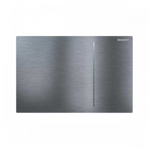 Geberit Sigma 70 Dual Flush Plate Brushed Stainless Steel 115.621.FW.1