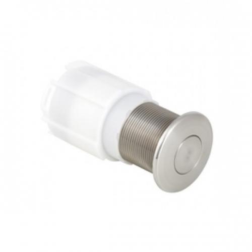 Geberit Pneumatic Short Wall Finger Metal Push Button with Actuator 115.947.00.1