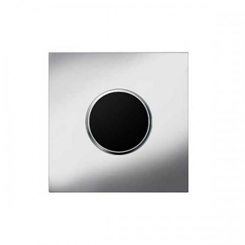 Geberit Sigma 10 Mains Powered Electronic Urinal Flushing Control Stainless Steel 116.025.SN.1