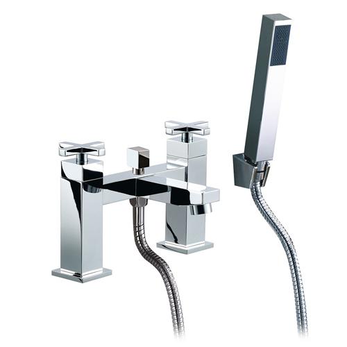 Tec Studio CX Crosshead Bath Shower Mixer