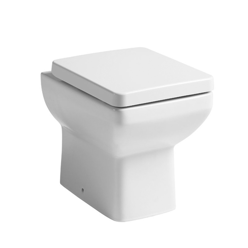 Tavistock Q60 Back To Wall Toilet and Seat