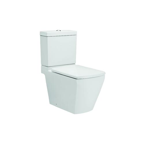 Close Coupled Pan, Cistern & Soft Close Seat - R20 By Voda Design