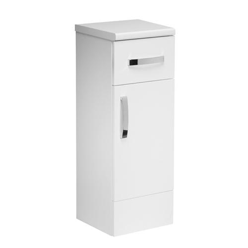 Tavistock Courier 300 floor cupboard white