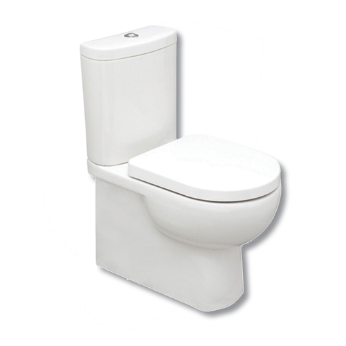 Synergy Tilly Fully Back To Wall WC Toilet & Soft Close Seat
