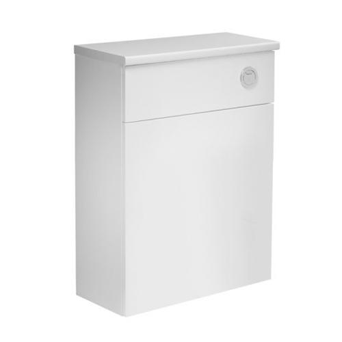 Tavistock Courier 600 back to wall unit - white