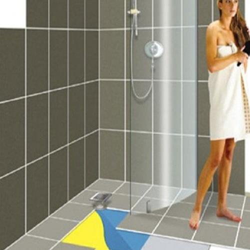 Wetroom Floor System