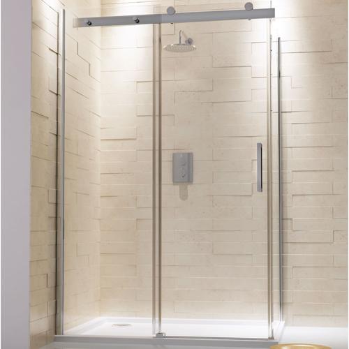 Capua 8mm Sliding Door Shower Enclosure
