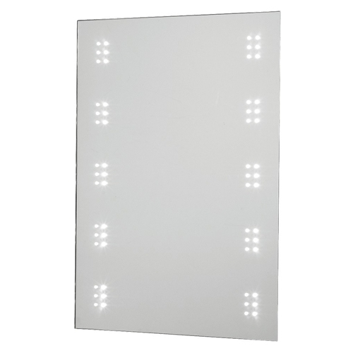 Arley Easton LED 700 x 500mm  Illuminated Infrared Demister Mirror