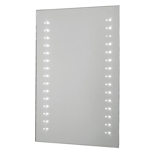 Arley Pebley LED 700 x 500mm  Illuminated Infrared Demister Mirror