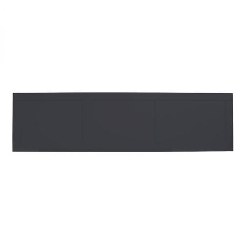 Lansdown 1700mm Front Panel Matt Dark Grey