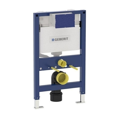 Geberit Duofix WC Frame H82 with Kappa UP200 Cistern 150mm 111.260.00.1