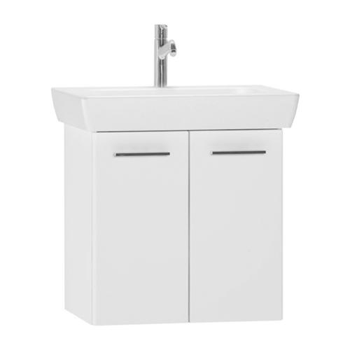 VitrA S20 650mm Vanity Basin Unit with Basin White