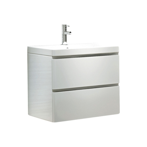 600mm Wall Unit with Basin - Linea By Synergy