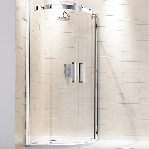 Capua Sliding Door Quadrant Shower Enclosure