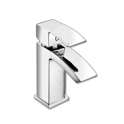 Basin Mono Mixer Tap With Waste - Series CY by Voda Design