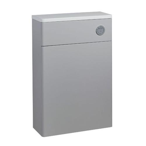 Tavistock Compass Light Grey Back to Wall Toilet Unit and Worktop