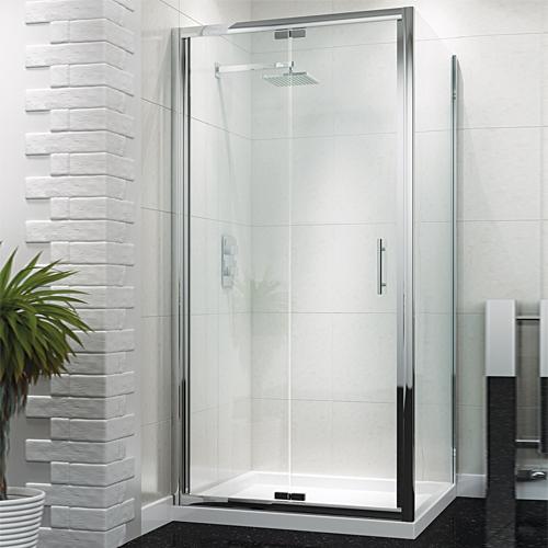 Bifold Shower Door - Kaso 6 by Voda Design (6mm Thick)