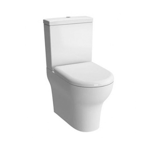 VitrA Zentrum Close Coupled Fully Back To Wall WC with Cistern and Seat.