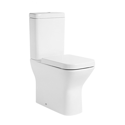 Tavistock Structure Comfort Height Fully Enclosed Pan And Cistern