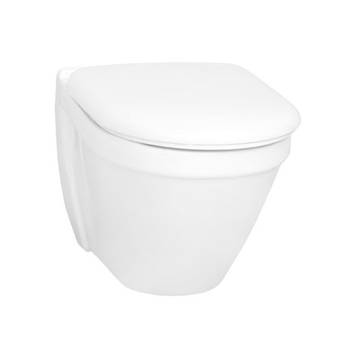 VitrA S50 Short Projection Wall Hung WC includes standard seat
