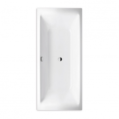 Kaldewei Puro Duo 664 Rectangular Double Ended Steel Bath 1800 x 800mm No Tap Holes