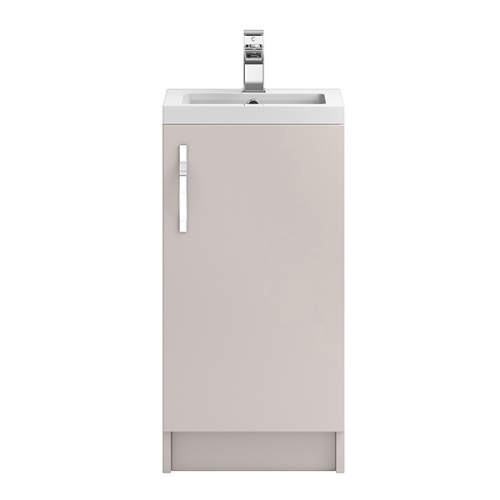 Hudson Reed Cashmere Apollo Floor Standing 400mm Cabinet & Basin - APL722