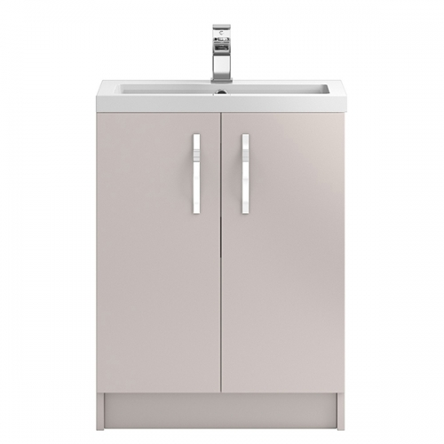 Hudson Reed Cashmere Apollo Floor Standing 600mm Cabinet & Basin - APL726